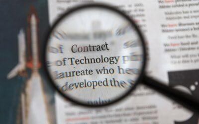 Pourquoi auditer vos contrats à l'aide de la technologie en temps de crise ?