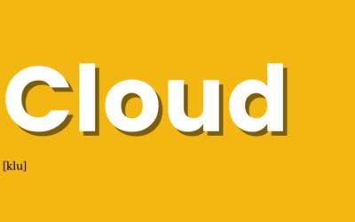 [Définition] Cloud