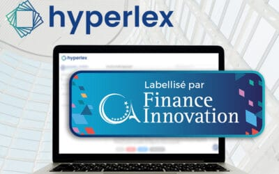 La solution Hyperlex Discovery labellisée par Finance Innovation