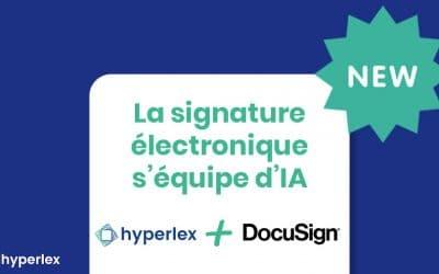 La signature électronique s'équipe d'intelligence artificielle